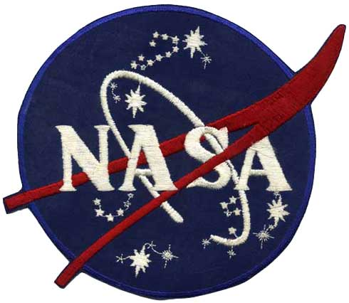 large nasa logo - photo #3