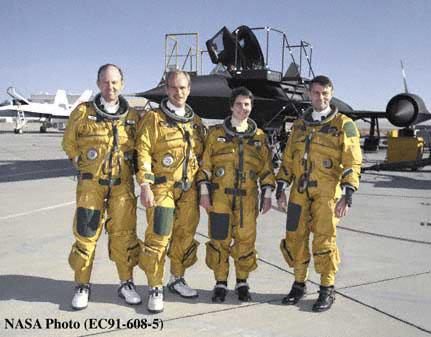 Lockheed SR-71 Black Bird Smith-Meyer-Ishmael-Bohn